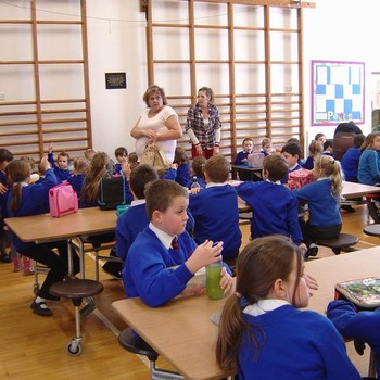Reckleford School visit January 2012
