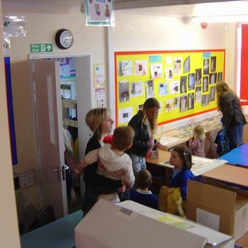 Home learning - Class 2 May 2012