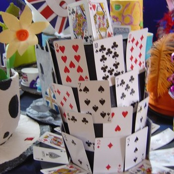 Mad Hatter's hats May 2012