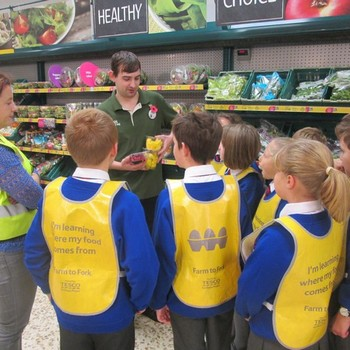 Tesco Farm to Fork Project