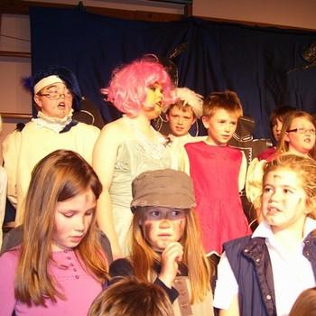 Key Stage 2 Christmas Play 2010 - CINDERS