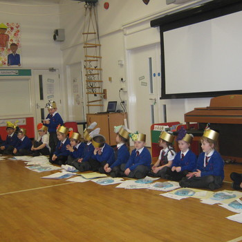 Underdown Hollow sharing assembly March 2016