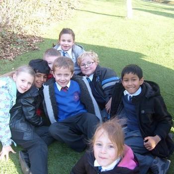 St Gildas Primary School visit Year 2 February 2012