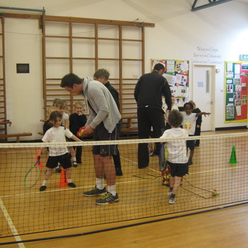 KS1 Taster Tennis sessions