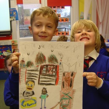 Rights Respecting Schools' Week February 2012