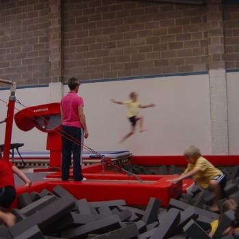 Gymnastics Coaching - September 2013