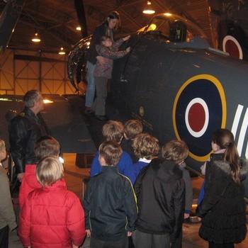 Royal Navy Historic Flight - Model club February 2013