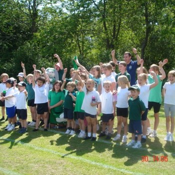 Sports day June 2012