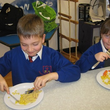 Healthy Eating - March 2014